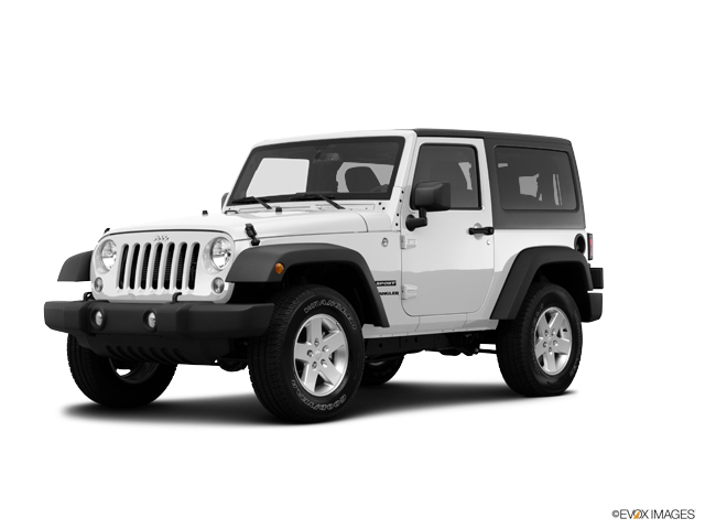 2014 Jeep Wrangler Vehicle Photo in Honolulu, HI 96819