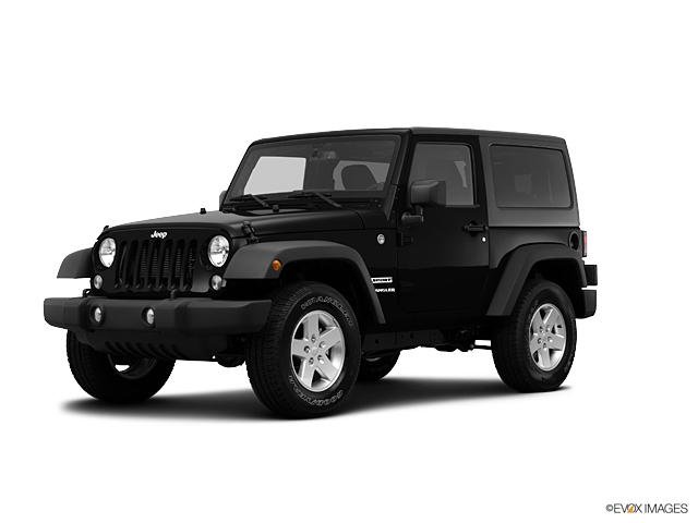 2014 Jeep Wrangler Vehicle Photo in Gulfport, MS 39503