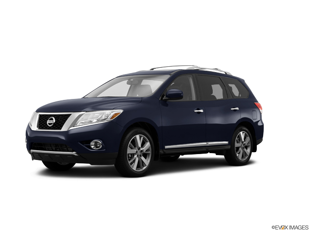 2014 Nissan Pathfinder Vehicle Photo in North Charleston, SC 29406