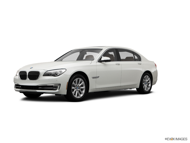 2014 BMW 750Li Vehicle Photo in Florence, AL 35630