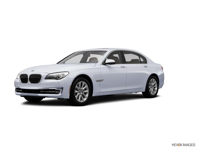 2014 BMW 750Li Vehicle Photo in Chapel Hill, NC 27514