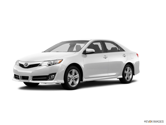 2014 Toyota Camry Vehicle Photo in Decatur, IL 62526