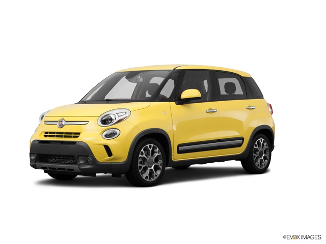 2014 FIAT 500L Vehicle Photo in Joliet, IL 60435