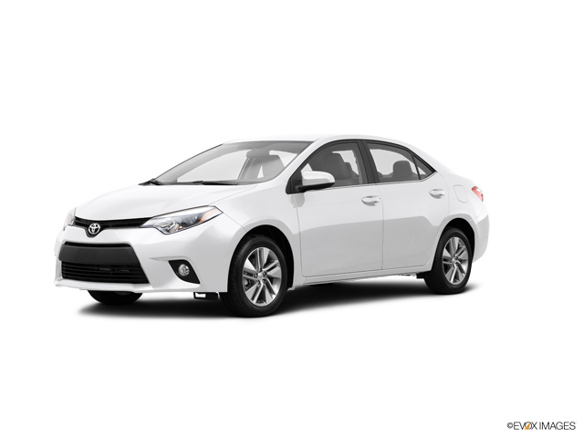 2014 Toyota Corolla Vehicle Photo in Helena, MT 59601