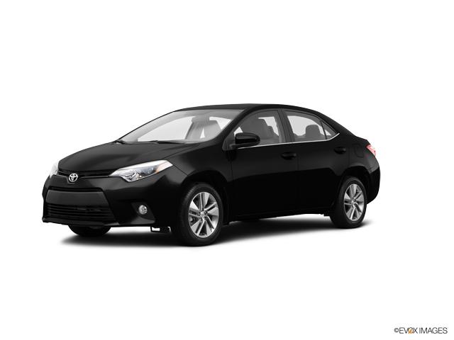 2014 Toyota Corolla Vehicle Photo in Richmond, TX 77469
