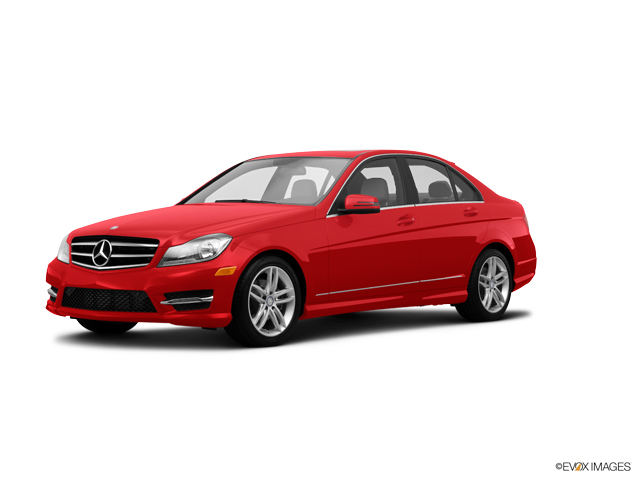 2014 Mercedes-Benz C-Class Vehicle Photo in Mission, TX 78572