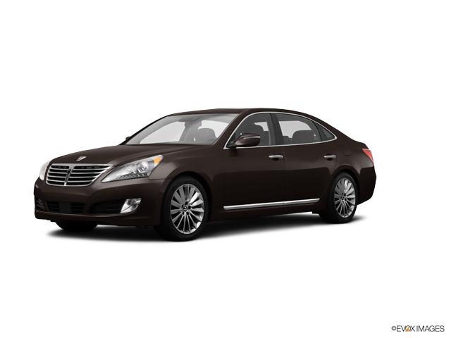 Used 2014 Hyundai Equus For Sale Kalamazoo Mi F5606a