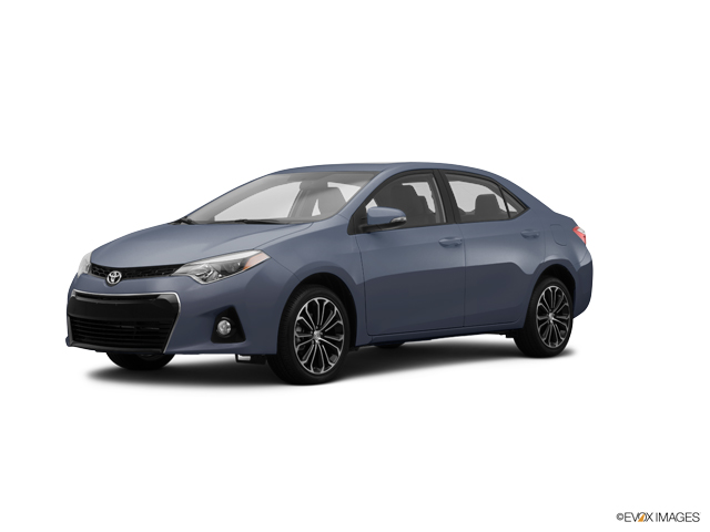 2014 Toyota Corolla Vehicle Photo in New Hampton, NY 10958