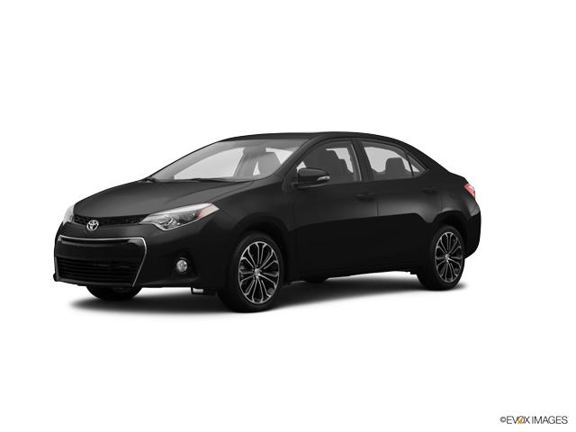 2014 Toyota Corolla Vehicle Photo in Houston, TX 77074