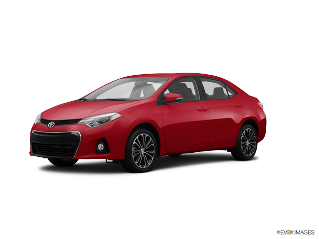 2014 Toyota Corolla Vehicle Photo in Milford, OH 45150