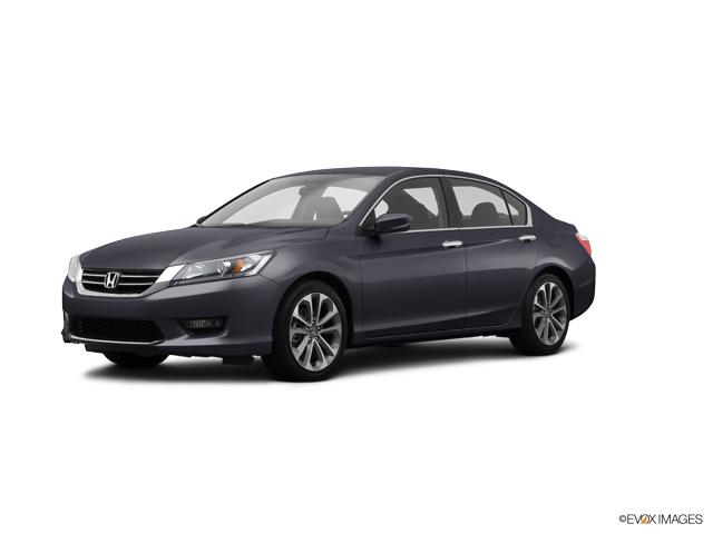 2014 Honda Accord Sedan Vehicle Photo in Houston, TX 77090