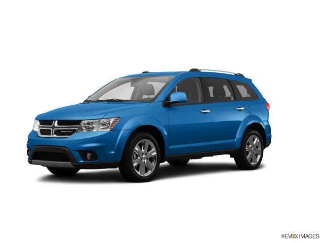2014 Dodge Journey Vehicle Photo in Akron, OH 44320