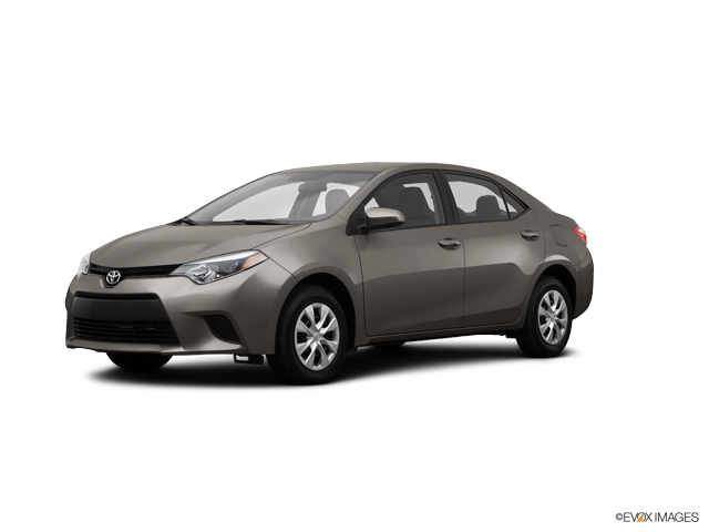 2014 Toyota Corolla Vehicle Photo in Mount Carroll, IL 61053