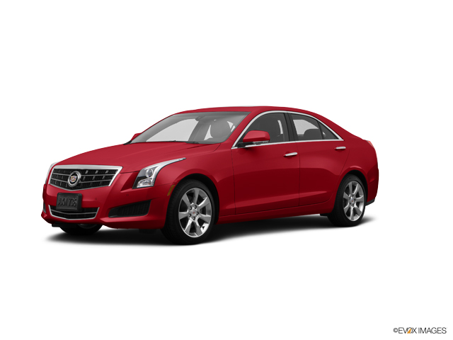 2014 Cadillac ATS Vehicle Photo in Melbourne, FL 32901