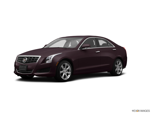 2014 Cadillac ATS Vehicle Photo in San Angelo, TX 76901