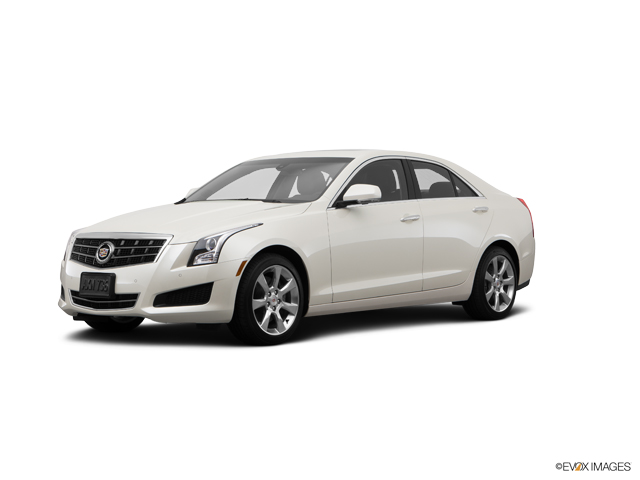 2014 Cadillac ATS Vehicle Photo in Trevose, PA 19053