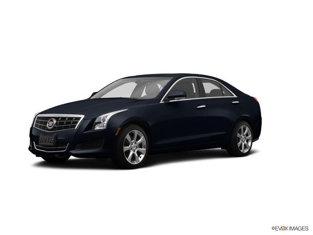 2014 Cadillac ATS Vehicle Photo in Freeland, MI 48623
