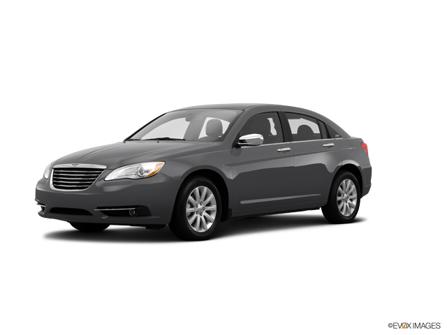 2014 Chrysler 200 Vehicle Photo in Colorado Springs, CO 80905