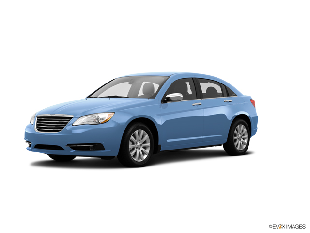 2014 Chrysler 200 Vehicle Photo in Merrillville, IN 46410