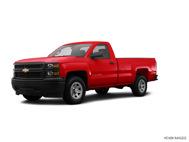 2014 Chevrolet Silverado 1500 Vehicle Photo in Owensboro, KY 42303