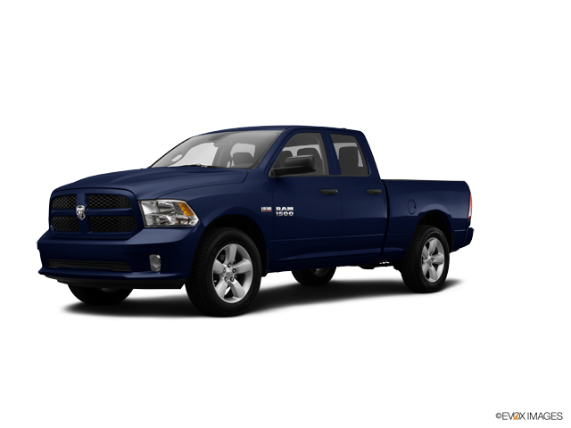 2014 Ram 1500 Vehicle Photo in Macomb, IL 61455