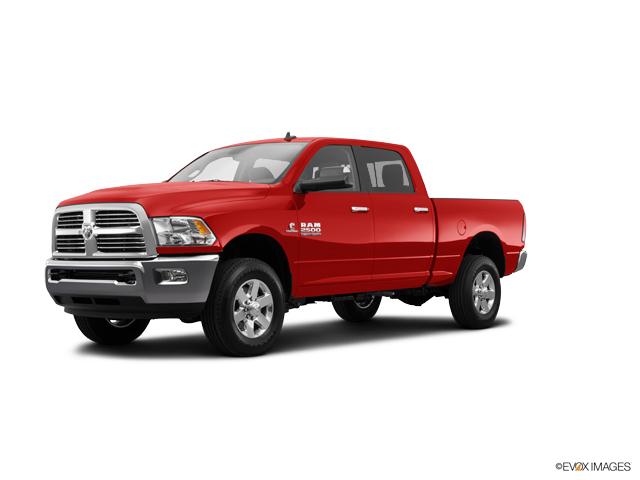 2014 Ram 2500 Vehicle Photo in Winnsboro, SC 29180