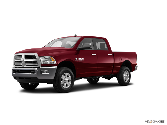 2014 Ram 2500 Vehicle Photo in Merriam, KS 66203
