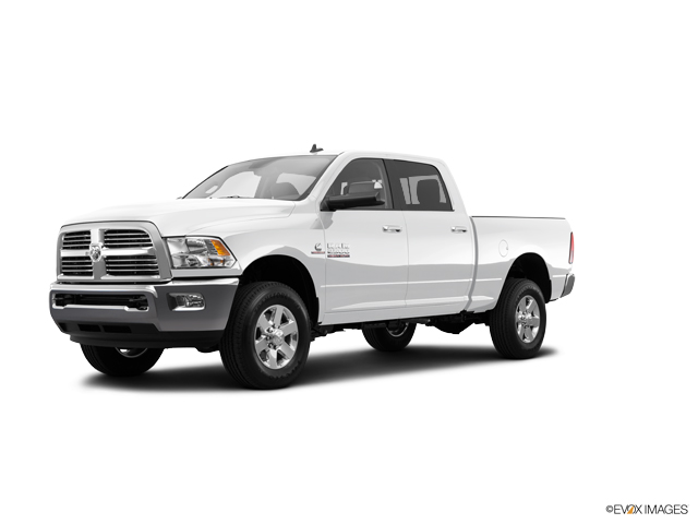 2014 Ram 2500 Vehicle Photo in McKinney, TX 75070