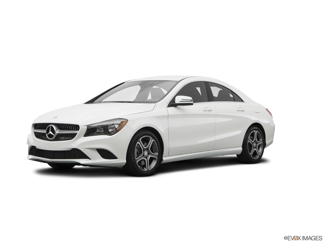 2014 Mercedes Benz CLA Class Vehicle Photo In El Paso, TX 79935