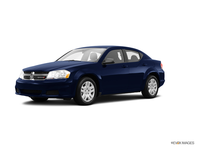 2014 Dodge Avenger Vehicle Photo in New Hampton, NY 10958