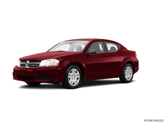 2014 Dodge Avenger Vehicle Photo in San Angelo, TX 76901