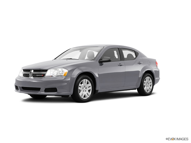 2014 Dodge Avenger Vehicle Photo in Janesville, WI 53545