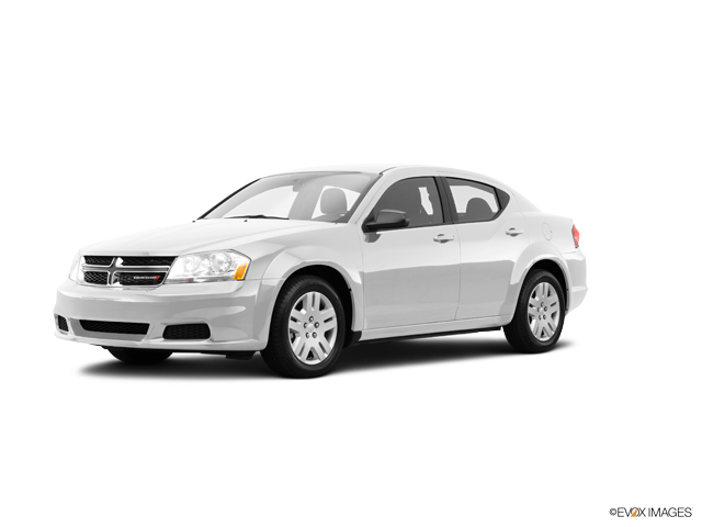 2014 Dodge Avenger Vehicle Photo in Gainesville, TX 76240