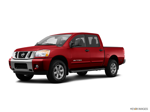 Texarkana Cayenne Red Metallic 2014 Nissan Titan Used
