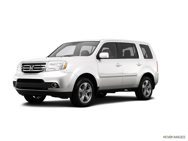 2014 Honda Pilot Vehicle Photo in Concord, NC 28027