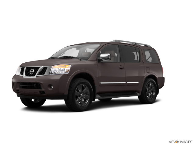 2014 Nissan Armada Vehicle Photo in Willow Grove, PA 19090