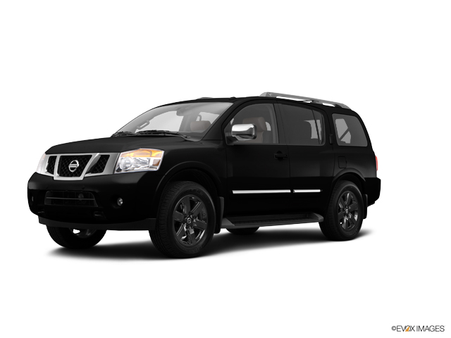 2014 Nissan Armada Vehicle Photo in Midland, TX 79703