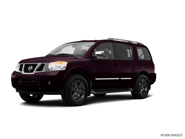 2014 Nissan Armada Vehicle Photo in Spokane, WA 99207