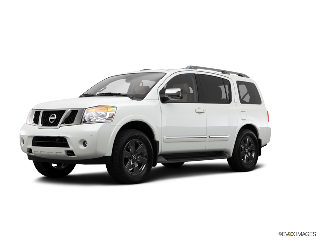 2014 Nissan Armada Vehicle Photo in Rockville, MD 20852
