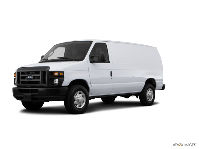 2014 Ford Econoline Cargo Van Vehicle Photo in Joliet, IL 60435