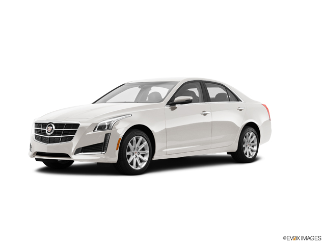 2014 Cadillac CTS Sedan Vehicle Photo in Lansing, MI 48911
