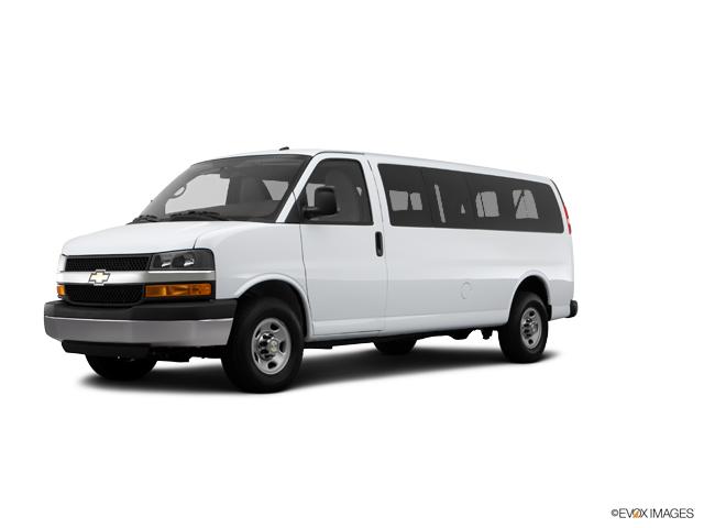 2014 Chevrolet Express Passenger Vehicle Photo in Joliet, IL 60435