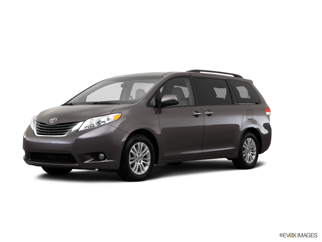 2014 Toyota Sienna Vehicle Photo in Austin, TX 78759
