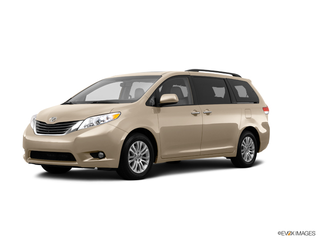 2014 Toyota Sienna Vehicle Photo in Gaffney, SC 29341
