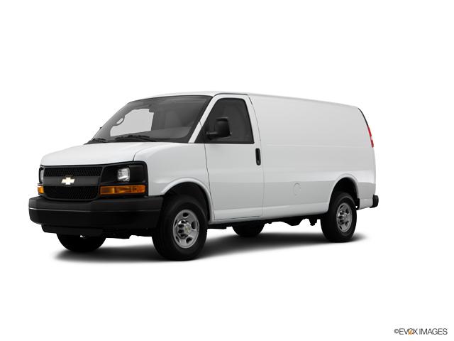 2014 Chevrolet Express Cargo Van Vehicle Photo in Joliet, IL 60435