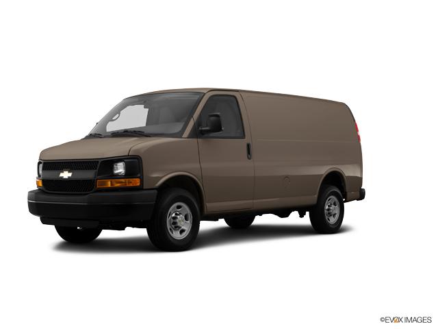 2014 Chevrolet Express Cargo Van Vehicle Photo in Doylestown, PA 18902