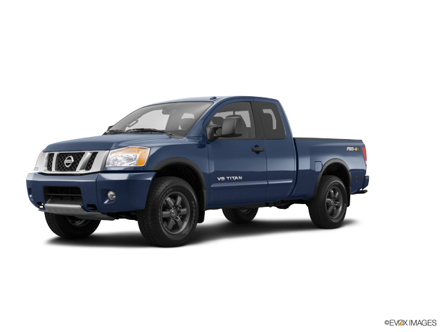 2014 Nissan Titan Vehicle Photo in Hyde Park, VT 05655