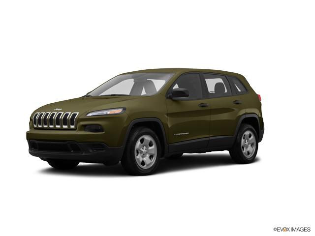 2014 Jeep Cherokee Vehicle Photo in San Angelo, TX 76903