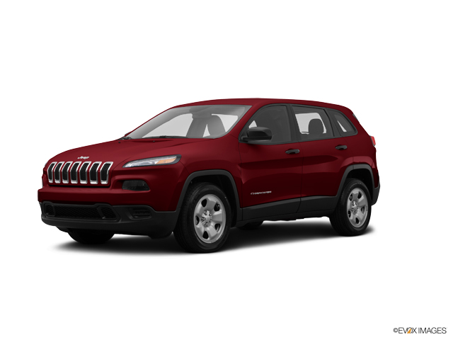 2014 Jeep Cherokee Vehicle Photo in Joliet, IL 60435