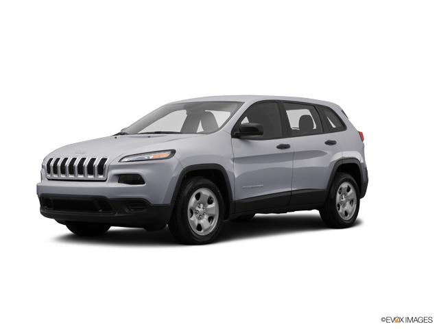 2014 Jeep Cherokee Vehicle Photo in Evansville, IN 47715